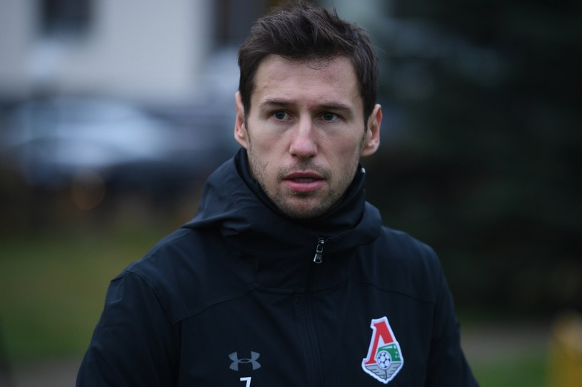 Grzegorz Krychowiak /Ramil Sitdikov/SPUTNIK Russia /East News