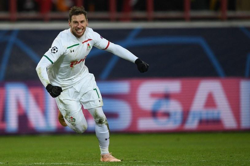 Grzegorz Krychowiak /AFP
