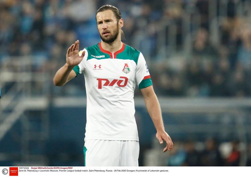 Grzegorz Krychowiak /East News /East News