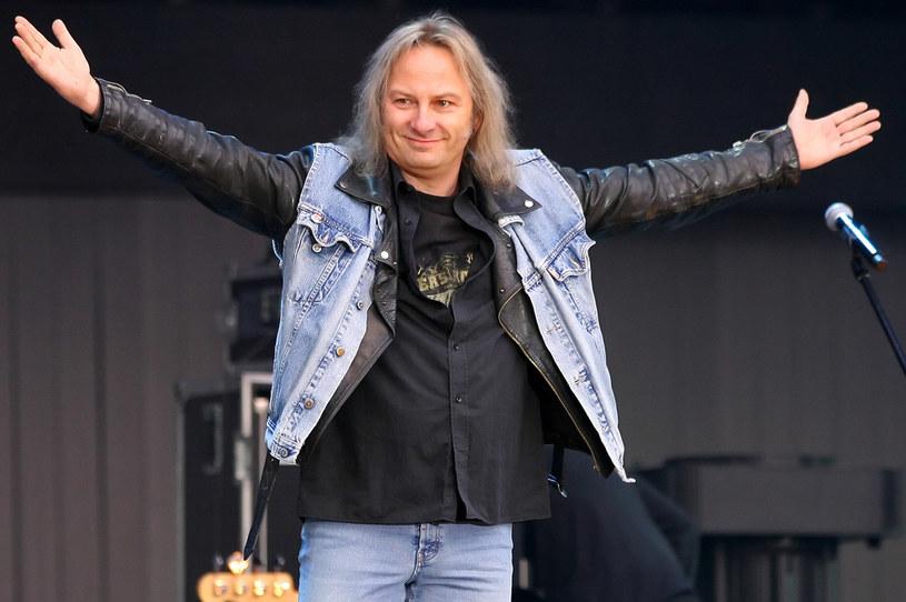 Grzegorz Kupczyk to legenda polskiej sceny rockowej /Agencja FORUM