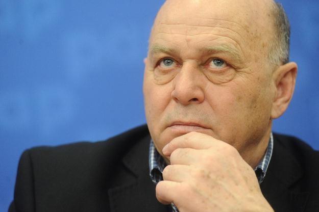 Grzegorz Lato, prezes PZPN, fot. Tomasz Urbanek /Agencja SE/East News
