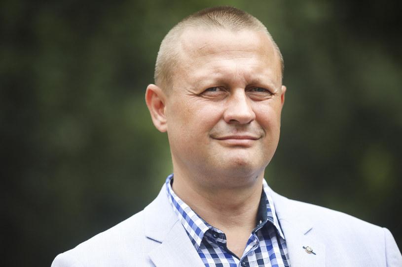 Grzegorz Lipiec /Beata Zawrzel/REPORTER /Reporter