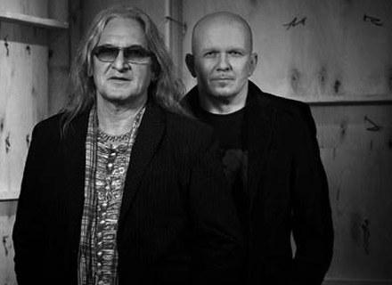 Grzegorz Markowski i Ryszard Sygitowicz /EMI Music Poland