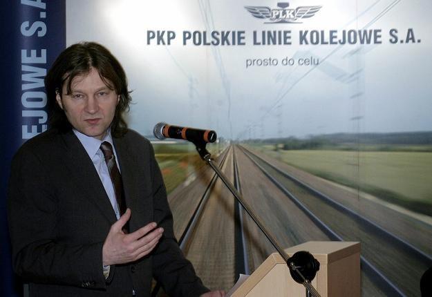 Grzegorz Mędza złożył rezygnację z funkcji prezesa PKP Intercity. Fot. Kuba Kamiński /Reporter