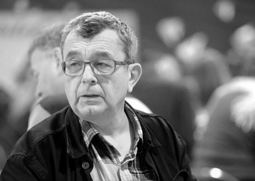 Grzegorz Miecugow (1955-2017) /Marcin Bielecki /PAP