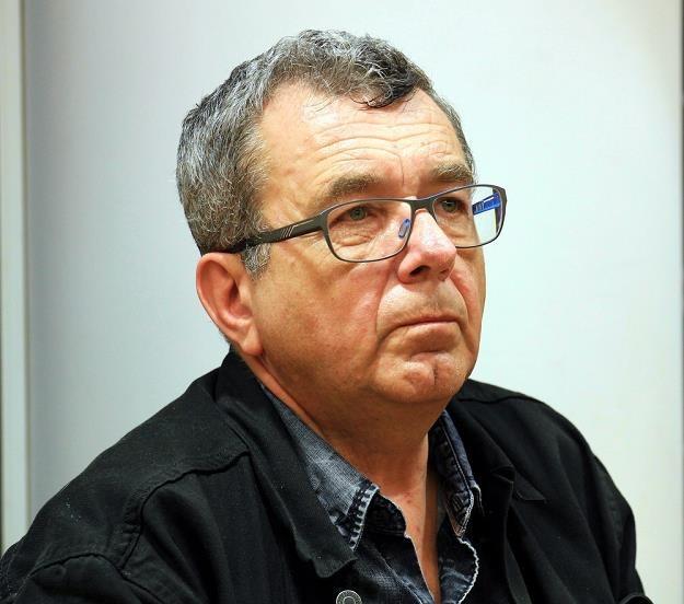 Grzegorz Miecugow. Fot. ARTUR BARBAROWSKI /Agencja SE/East News