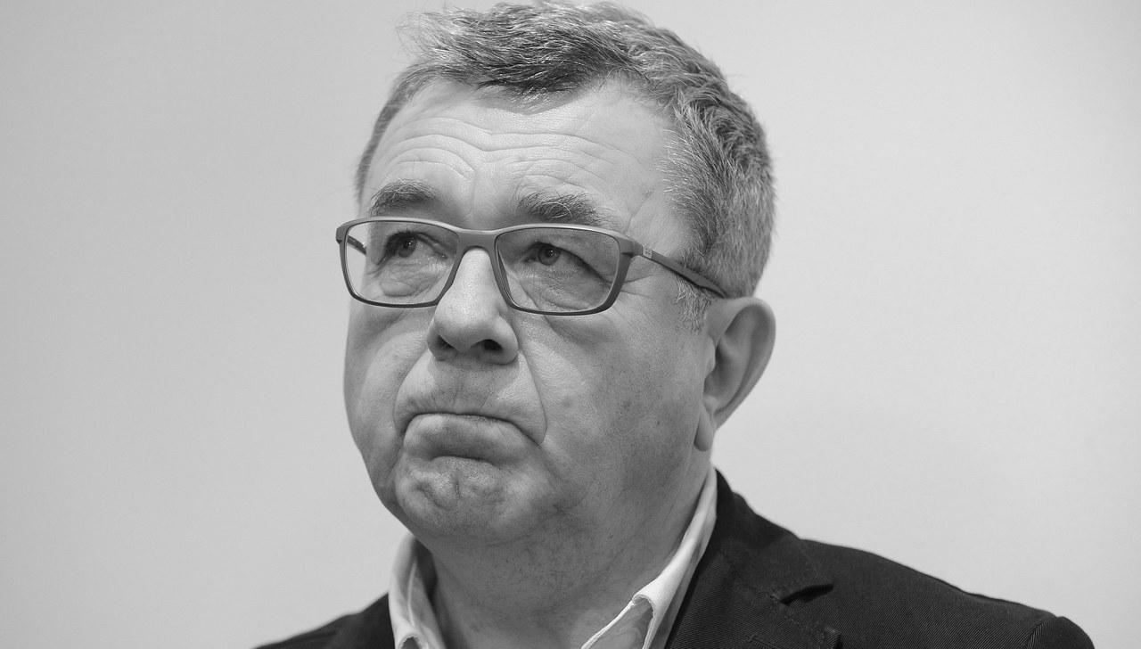 Grzegorz Miecugow nie żyje. Dziennikarz telewizji TVN miał 61 lat