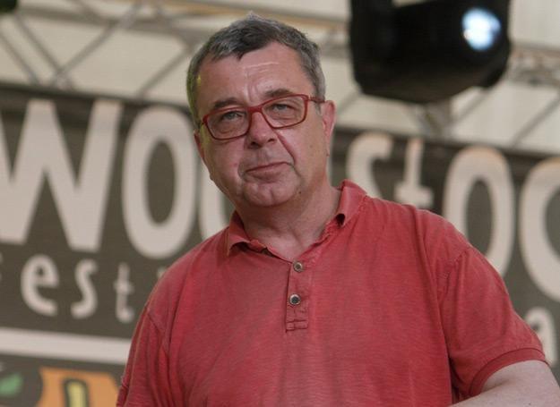 Grzegorz Miecugow podczas sobotniego spotkania na ASP - fot. Krystian Dobuszyński /Reporter