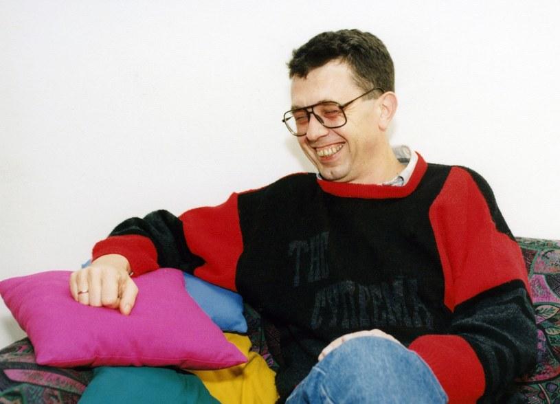 Grzegorz Miecugow w latach 80. XX wieku /Zenon Zyburtowicz /East News