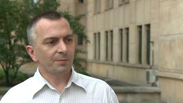 Grzegorz Mróz z resortu finansów /Newseria Biznes