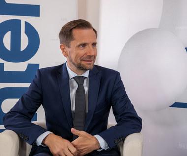 Grzegorz Muszyński, wiceprezes PFR Nieruchomości