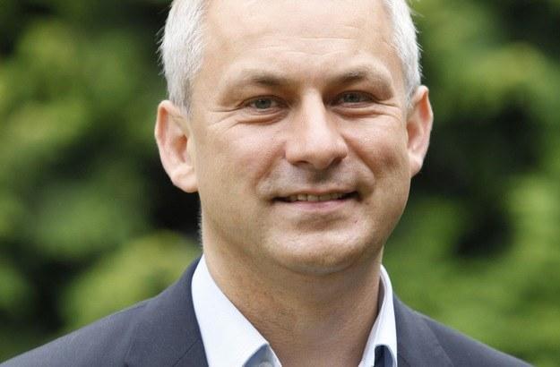 Grzegorz Napieralski dostał się z list PO do Senatu /Stanisław Maszewski  /Reporter