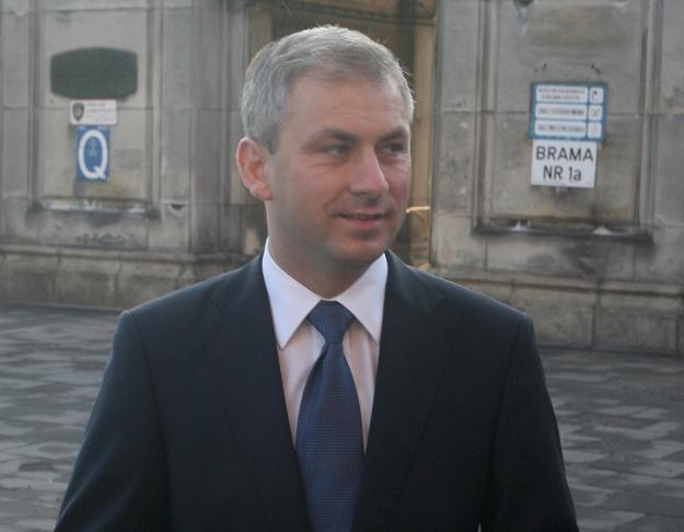 Grzegorz Napieralski, fot. J. Bednarczyk /PAP