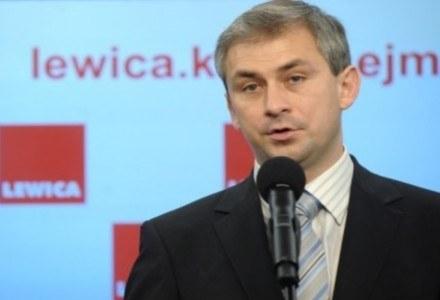 Grzegorz Napieralski w wersji HD czy FullHD?   / fot. M. Jagielski /Agencja SE/East News