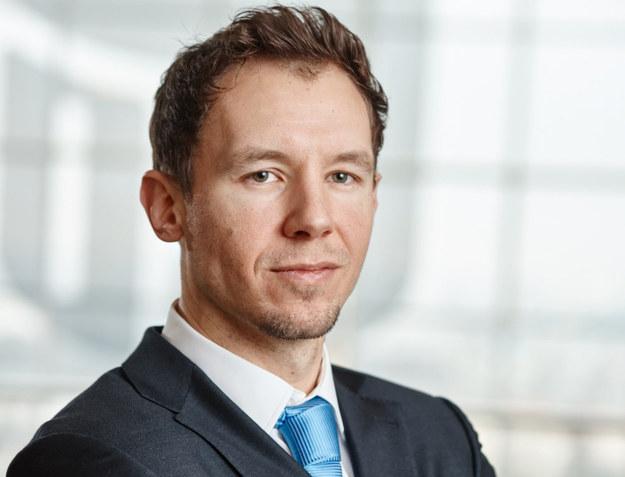 Grzegorz Pawlicki, dyrektor Biura Innowacji banku PKO BP, źródło: PKO BP /&nbsp