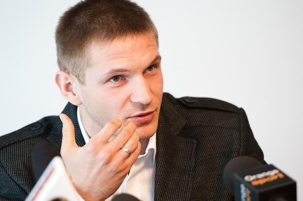 Grzegorz Proksa / Fot. Krzysztof Dzierżawa /Agencja FORUM