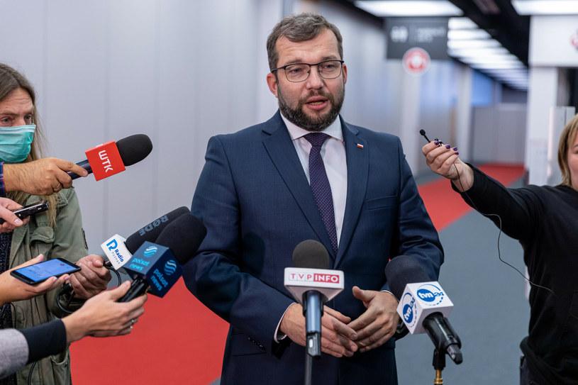 Grzegorz Puda, minister rolnictwa /Jakub Walasek /Reporter