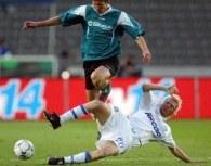 Grzegorz Rasiak imponuje skutecznością w Derby County /AFP
