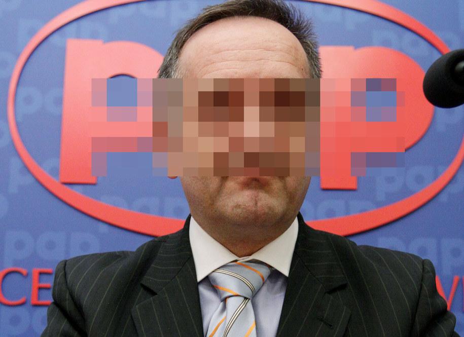 Grzegorz Ś. (zdj. arch.) /Paweł Supernak /PAP