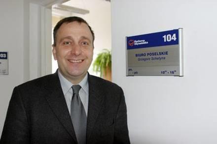 Grzegorz Schetyna/ fot. R. Witczak /Agencja SE/East News
