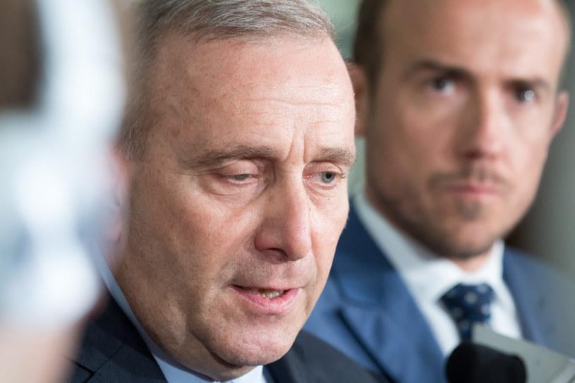 Grzegorz Schetyna i Borys Budka /Wojciech Strożyk REPORTER /East News