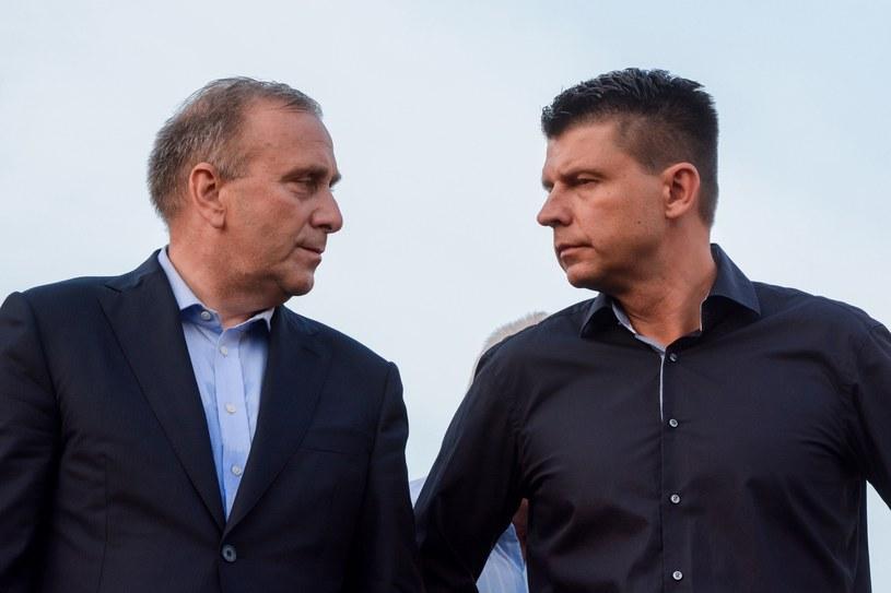 Grzegorz Schetyna i Ryszard Petru /Mariusz Gaczyński /East News