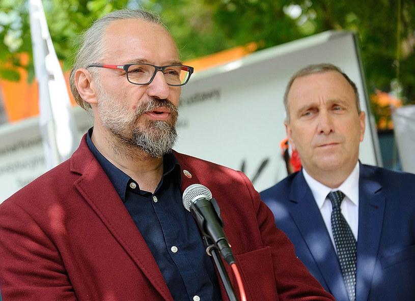 Grzegorz Schetyna: Jestem przekonany, że Mateusz Kijowski to wyjaśni /Michał Wargin /East News