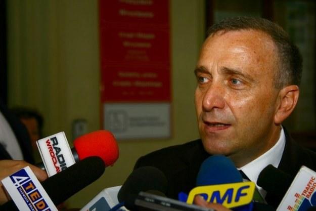 Grzegorz Schetyna, marszałek Sejmu, fot. Sławomir Bernaś /Agencja SE/East News