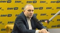 Grzegorz Schetyna w Porannej rozmowie RMF FM
