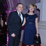 Grzegorz Schetyna z żoną