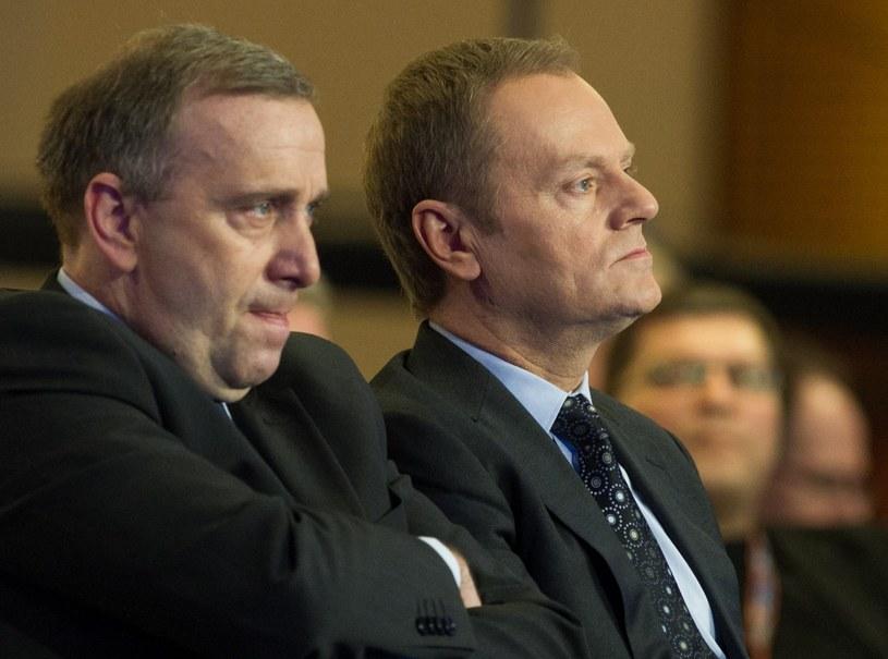 Grzegorz Schetyna zostanie zmieniony na stanowisku szefa PO przez Donalda Tuska? /Andrzej Iwańczuk /Reporter