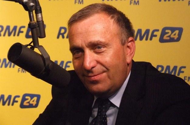 Grzegorz Schetyna /RMF