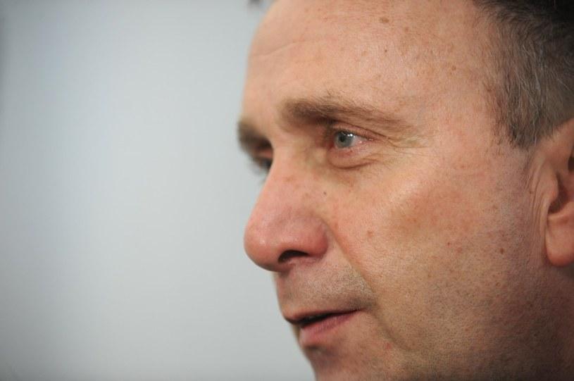 Grzegorz Schetyna. /Witold Rozbicki /Reporter