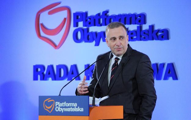 Grzegorz Schetyna /PAP/Grzegorz Jakubowski /PAP