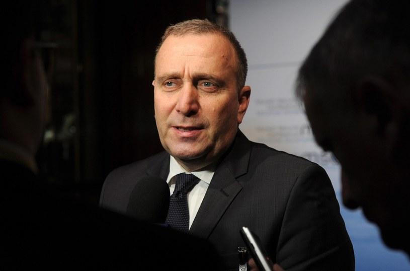 Grzegorz Schetyna /PAP/EPA