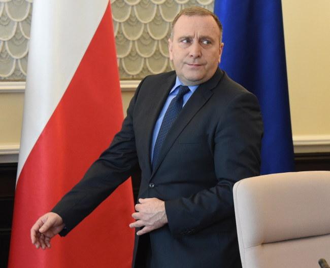 Grzegorz Schetyna /PAP/Radek Pietruszka    /PAP