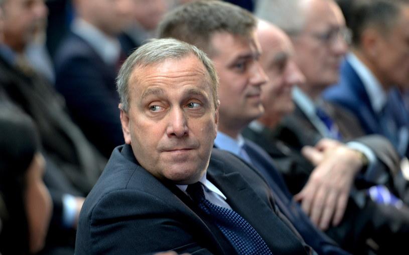 Grzegorz Schetyna /Piotr Polak /PAP