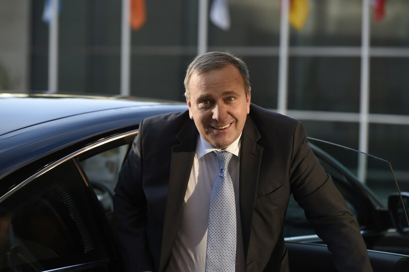 Grzegorz Schetyna /AFP
