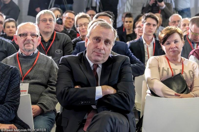 Grzegorz Schetyna /Pawel F. Matysiak/REPORTER /East News
