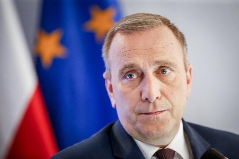 Grzegorz Schetyna /fot. Andrzej Iwanczuk/REPORTER /East News