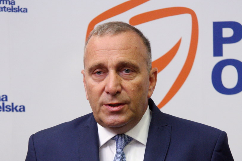 Grzegorz Schetyna /Krzysztof Świderski /PAP