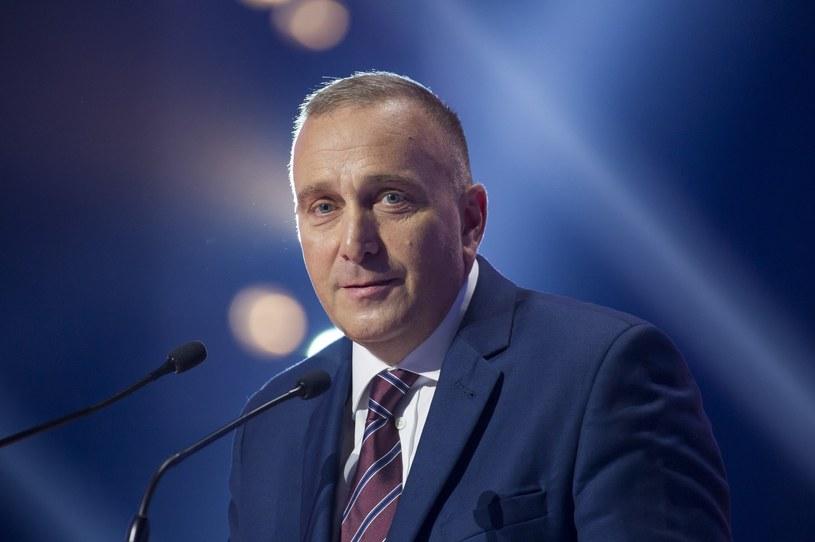 Grzegorz Schetyna /Wojciech Stróżyk /Reporter