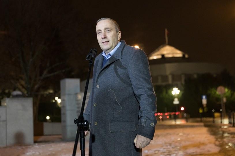 Grzegorz Schetyna /Rafal Gaglewski /Reporter