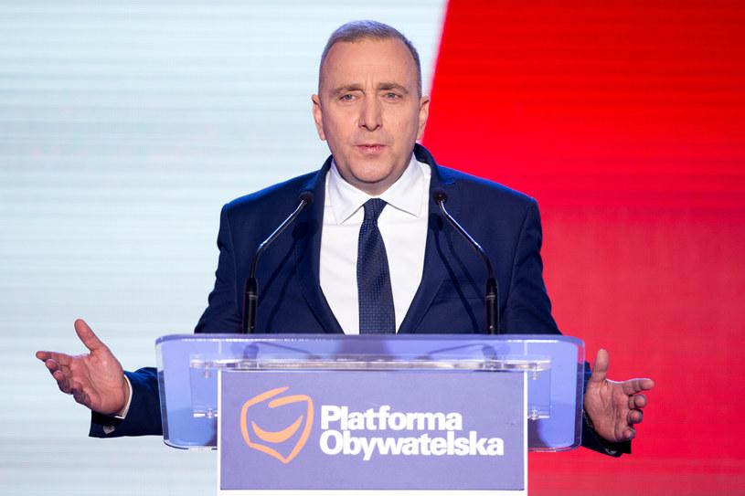 Grzegorz Schetyna /Andrzej Iwańczuk /Reporter