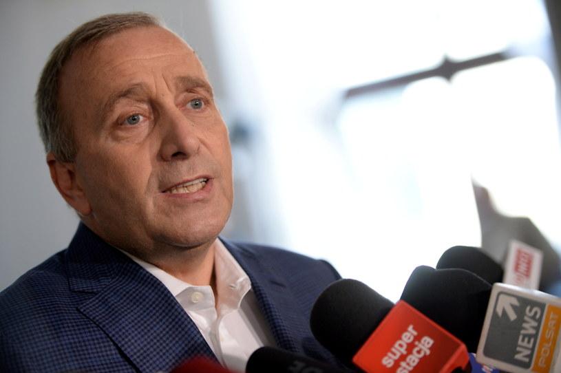 Grzegorz Schetyna /Jacek Turczyk /PAP