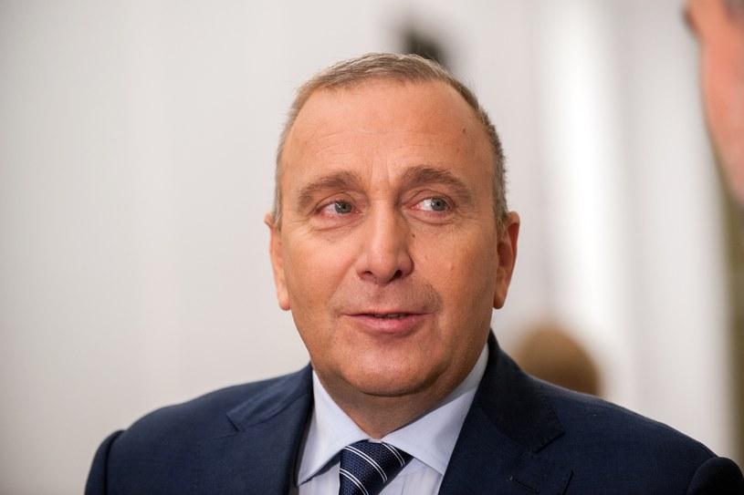 Grzegorz Schetyna /Grzegorz Krzyzewski /Reporter