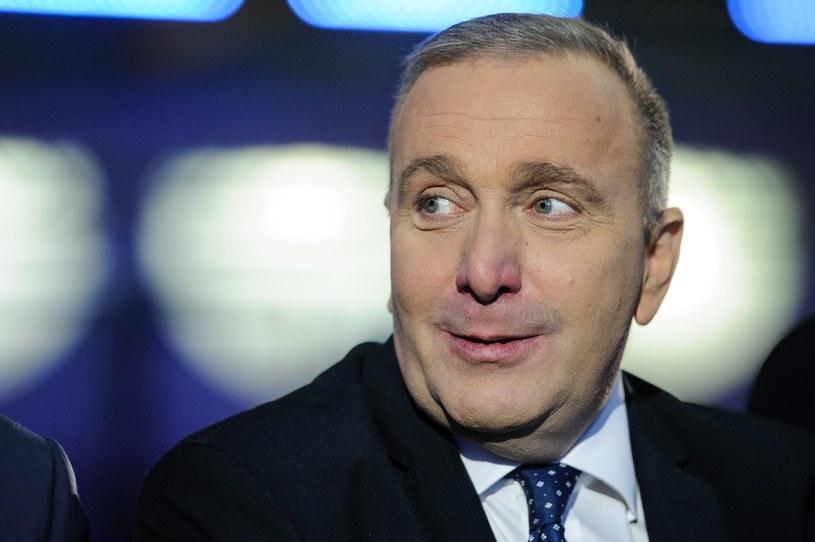 Grzegorz Schetyna /Rafal Oleksiewicz /Reporter