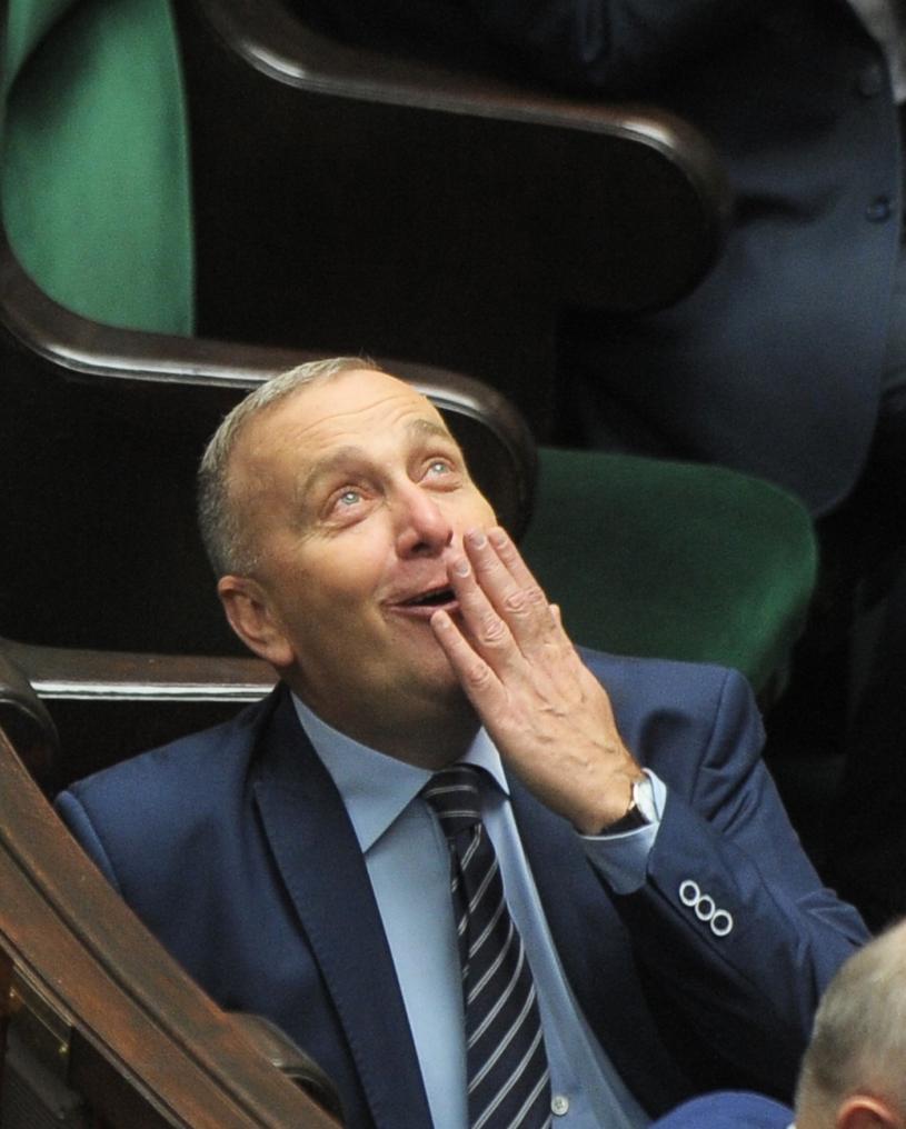 Grzegorz Schetyna /Jan Bielecki /East News