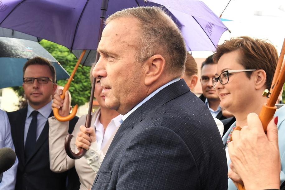 Grzegorz Schetyna / Grzegorz Michałowski    /PAP