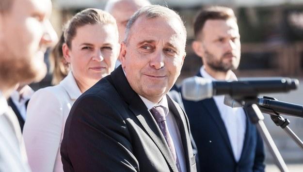 Grzegorz Schetyna /Marcin Onufryjuk /PAP